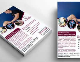 #55 for Flyer needed for therapy/massage business. High quality design and print clear. by hsabbir520