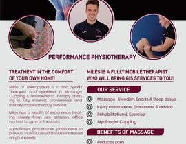 Nro 94 kilpailuun Flyer needed for therapy/massage business. High quality design and print clear. käyttäjältä designerrezaul