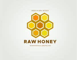 #4 for Logo/label for honey containers by RyanFadhillah24