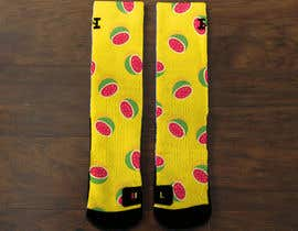 #1 untuk Create a fun sock design to match a shoe oleh ehadaahmad