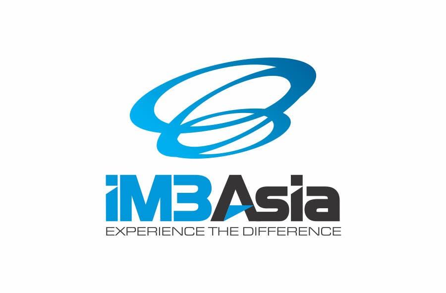 Penyertaan Peraduan #37 untuk Logo Design for iM3 Asia