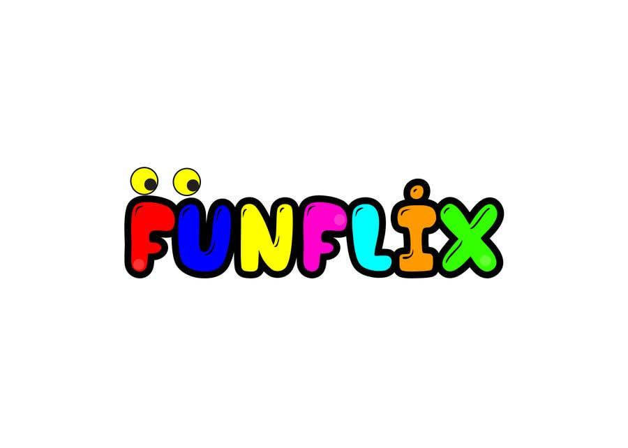 Konkurrenceindlæg #66 for FunFlix Logo for youtube channel
