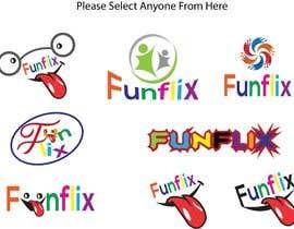 #40 for FunFlix Logo for youtube channel af Faruk4394