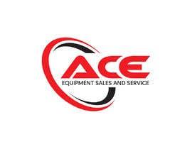 #2036 cho ACE Equipment Sales and Service Logo bởi MDRAIDMALLIK