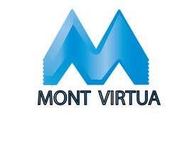 #5 cho Logo for MONT VIRTUA bởi MdMaheebHossen