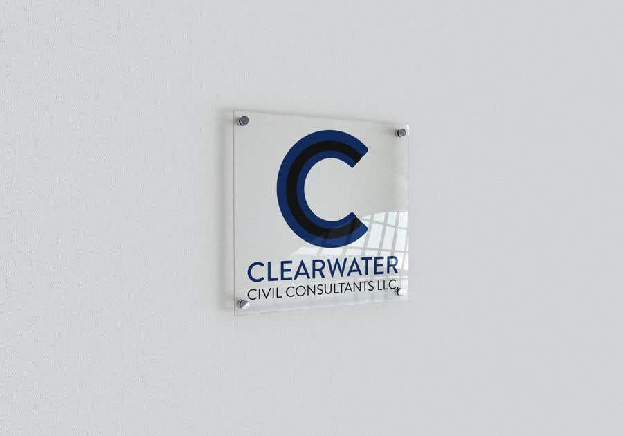 Bài tham dự cuộc thi #108 cho Design Clearwater Civil Consultants, LLC. Logo