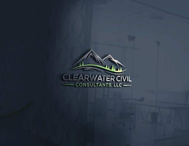 Bài tham dự cuộc thi #737 cho Design Clearwater Civil Consultants, LLC. Logo