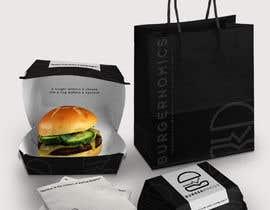 Nro 150 kilpailuun Clever logo for new food start up käyttäjältä nyangnyang