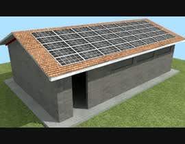 Nro 1 kilpailuun Design 5 styles of  Solar Roof with BOM käyttäjältä patoalejo72