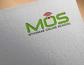 """#4 for Design a Logo for """"Myanmar Online School"""" -- 2 af LincoF"""