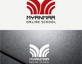 """#6 for Design a Logo for """"Myanmar Online School"""" -- 2 af dotxperts7"""