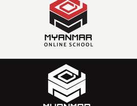 """#7 for Design a Logo for """"Myanmar Online School"""" -- 2 af dotxperts7"""