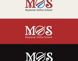 """#26 for Design a Logo for """"Myanmar Online School"""" -- 2 af dotxperts7"""