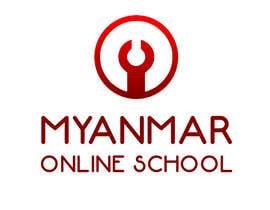"""#25 for Design a Logo for """"Myanmar Online School"""" -- 2 af dpeter"""