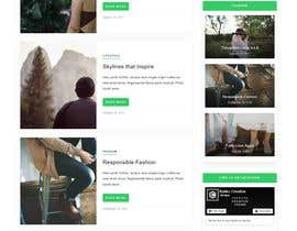 #9 for Website: Blog with user submission, and media embed by EmonAhmedDev