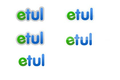 #57 for Logo Design for etul by santy99