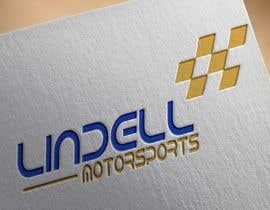 nazish123123123 tarafından Need a new modern logo for Lindell Motorsports ASAP! için no 55