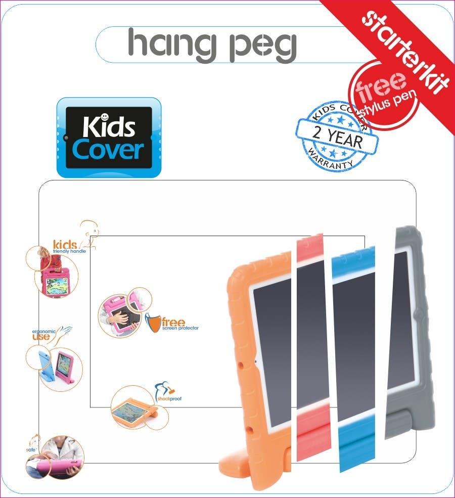 Bài tham dự cuộc thi #                                        10                                      cho                                         Packaging Design for Shockproof Kids iPad Case