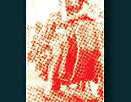 #56 for Halftone effect on photo af morshedulkabir