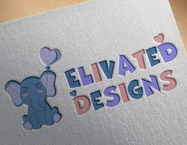 Nro 78 kilpailuun Logo for Elivated Designs käyttäjältä tatyanalauden