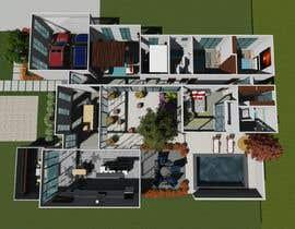 Nro 63 kilpailuun Home design/Architect needed for elevations only käyttäjältä NEHA19952508