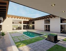 Nro 69 kilpailuun Home design/Architect needed for elevations only käyttäjältä ARVANZ