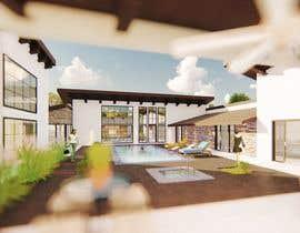 Nro 75 kilpailuun Home design/Architect needed for elevations only käyttäjältä marikabakova