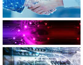 #9 for Create Two Banner Images for a Tech Website af hebbasalman90