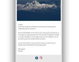 #84 для Make an HTML email template + signature от kawsarchy