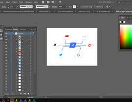 #24 para SVG Animation for Landing Page Header por rRachit9