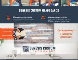 Nro 46 kilpailuun Expo stand: Genesis custom headboards käyttäjältä hihera818