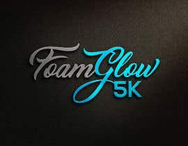 """#550 for Need logo for event called """"Foam Glow 5K"""" af ilyasrahmania"""