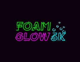 """#882 for Need logo for event called """"Foam Glow 5K"""" af xexexdesign"""