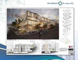 willikedesign tarafından Design an architectural presentation board size A2 için no 6