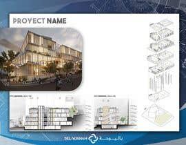 willikedesign tarafından Design an architectural presentation board size A2 için no 8