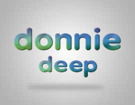nº 47 pour Logo Design for a house DJ/Producer named DONNIE DEEP par mehulgolania005