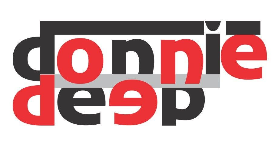 Inscrição nº                                         58                                      do Concurso para                                         Logo Design for a house DJ/Producer named DONNIE DEEP