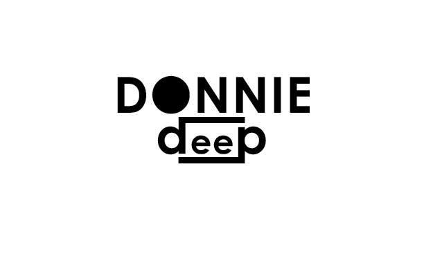 Inscrição nº                                         41                                      do Concurso para                                         Logo Design for a house DJ/Producer named DONNIE DEEP