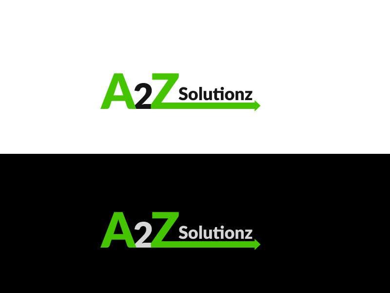 "Bài tham dự cuộc thi #                                        18                                      cho                                         Design a Logo for my Freelancer profile ""a2zsolutionz"""