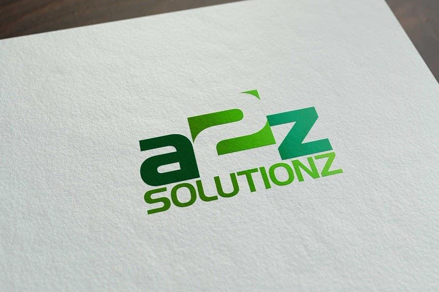 "Bài tham dự cuộc thi #                                        22                                      cho                                         Design a Logo for my Freelancer profile ""a2zsolutionz"""
