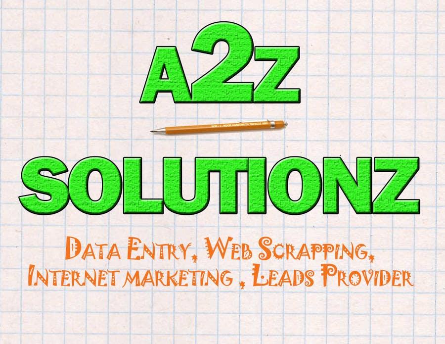 "Bài tham dự cuộc thi #                                        19                                      cho                                         Design a Logo for my Freelancer profile ""a2zsolutionz"""