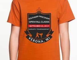#8 untuk SWO Fall Tournament - t-shirt logo design oleh MortozaZahid