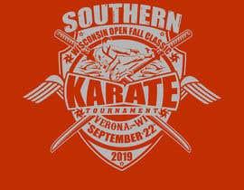 #9 untuk SWO Fall Tournament - t-shirt logo design oleh RibonEliass
