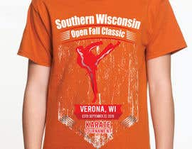 #7 untuk SWO Fall Tournament - t-shirt logo design oleh rafiqul901