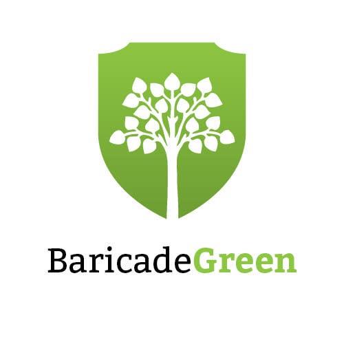 Kilpailutyö #                                        10                                      kilpailussa                                         Design a Logo for BarricadeGreen