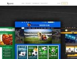 #5 cho Sports Database Website Application bởi monkeyMatrix