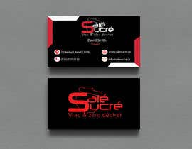 Nro 588 kilpailuun Design a business card käyttäjältä yasinhosen567890