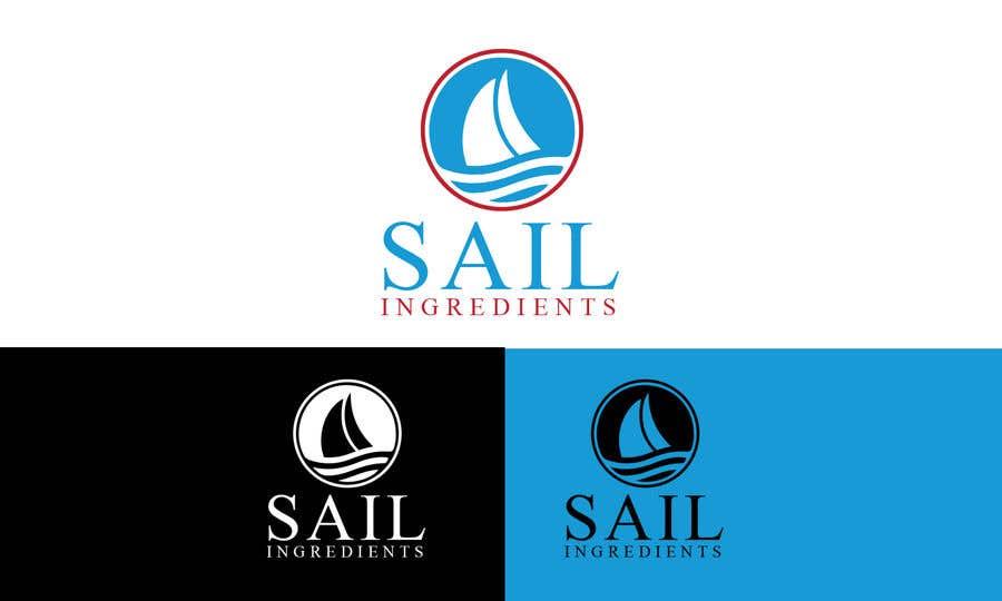 Konkurrenceindlæg #2543 for Design my Company Logo - Sail Ingredients