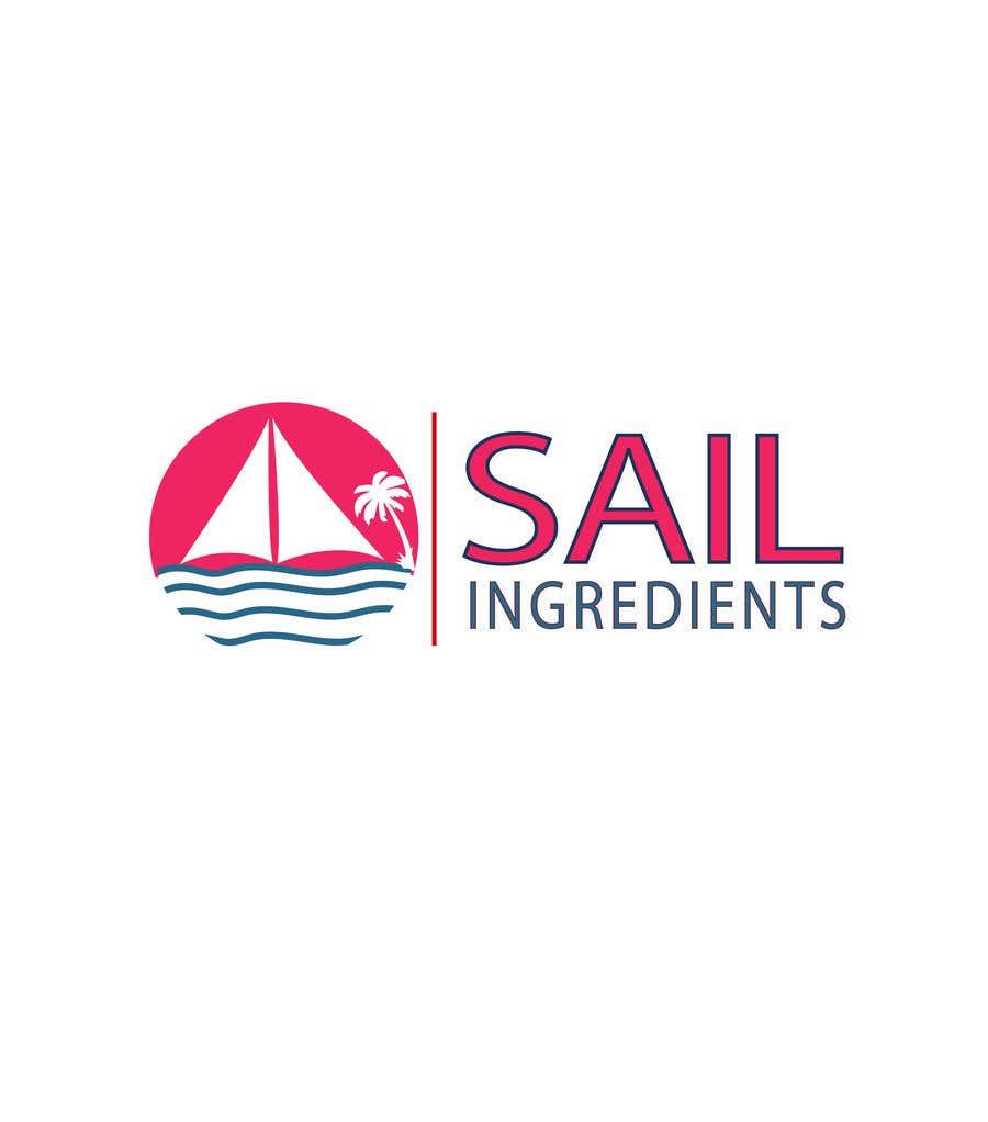 Konkurrenceindlæg #2719 for Design my Company Logo - Sail Ingredients