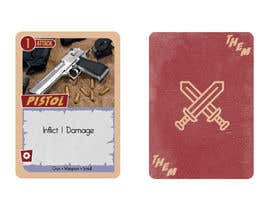 #5 para Playing Card Template Design por pedrofjn
